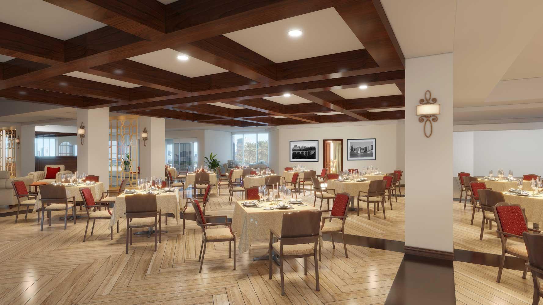 Hospitality & Senior Living
