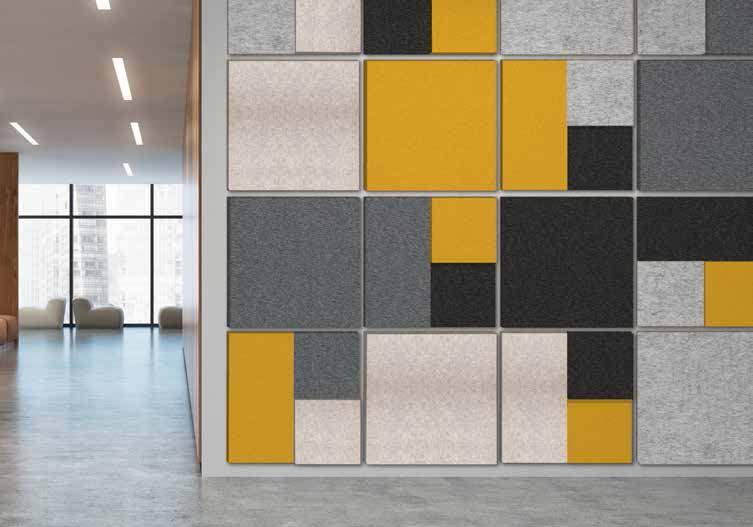 Baresque Zintra Cata Acoustical Panels