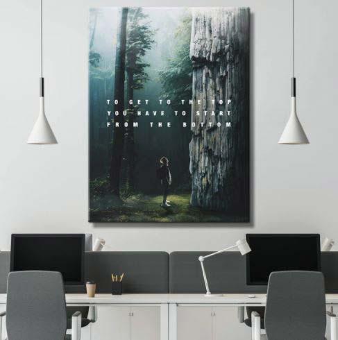 Motivational Art - Canvas Print