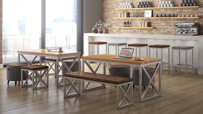Cafe - Dining Area