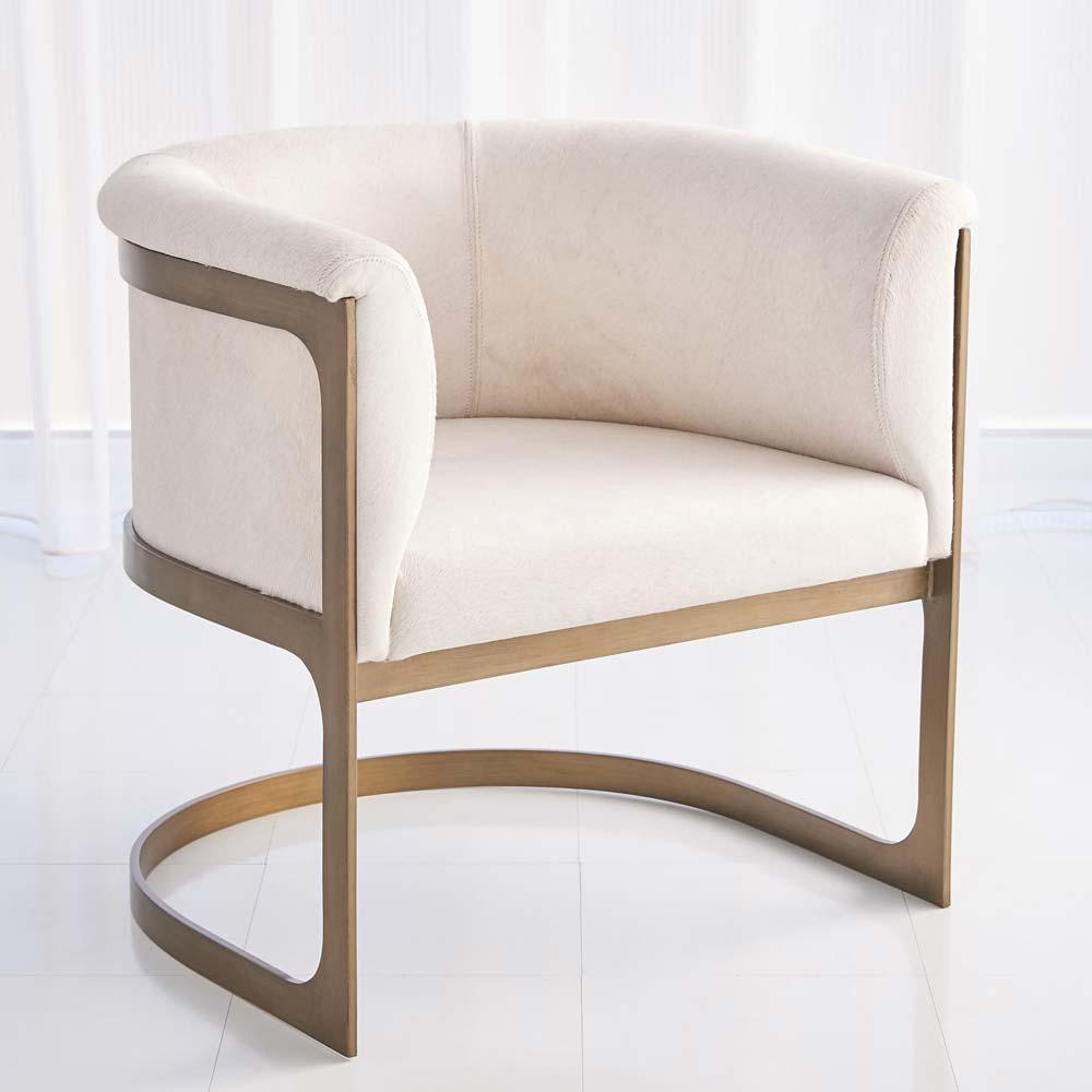 Regal Barrel Guest Chair