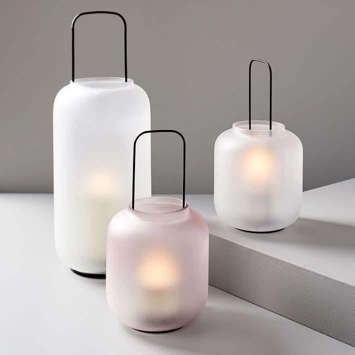 Modern Globe Lanterns