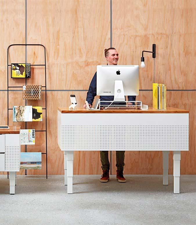 Mercury Motisa Desk