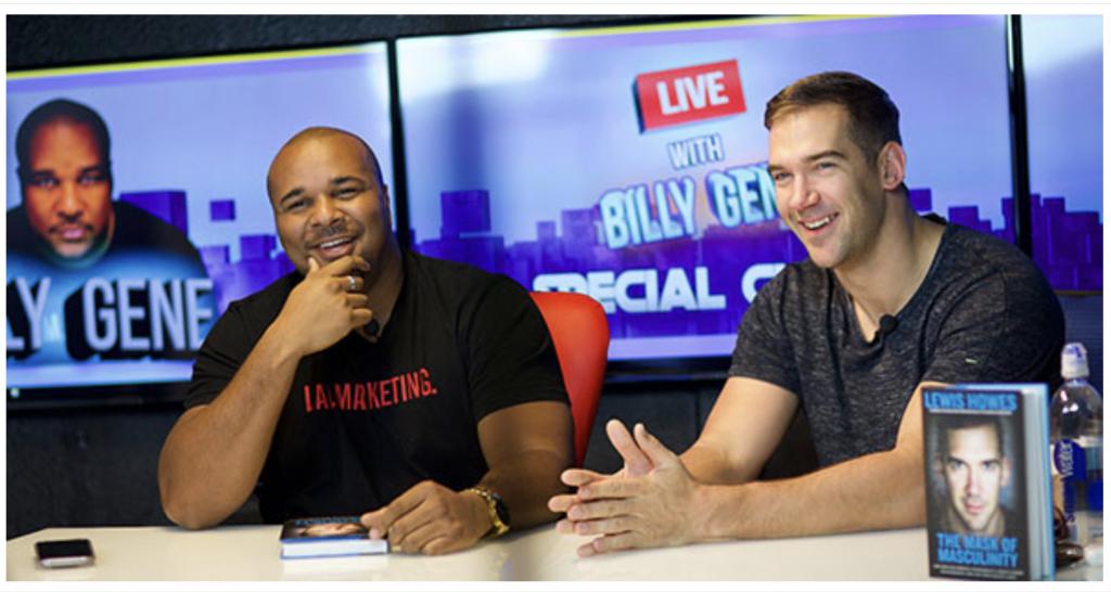 Billy Gene is Marketing interviews Grant Cardone