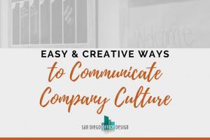 Easy & Creative Ways to Improve Company Culture